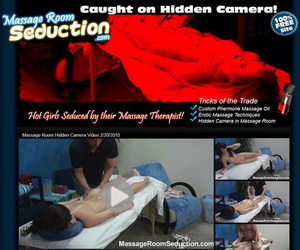 Massage Room Seduction