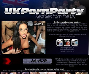 UK Porn Party